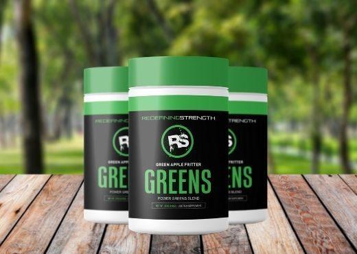 Greens Redefining Strength